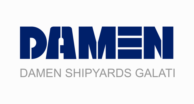 Damen Shipyards Galati Romania